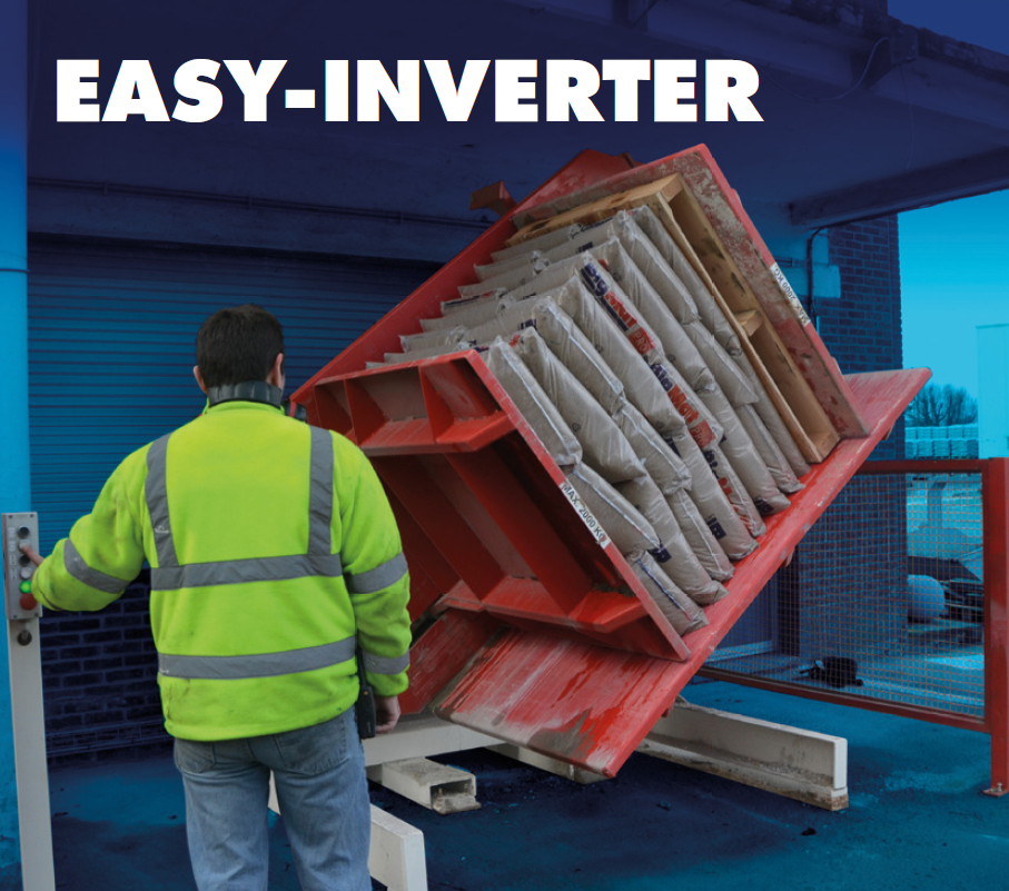 EASY-INVERTER bovenaanzicht