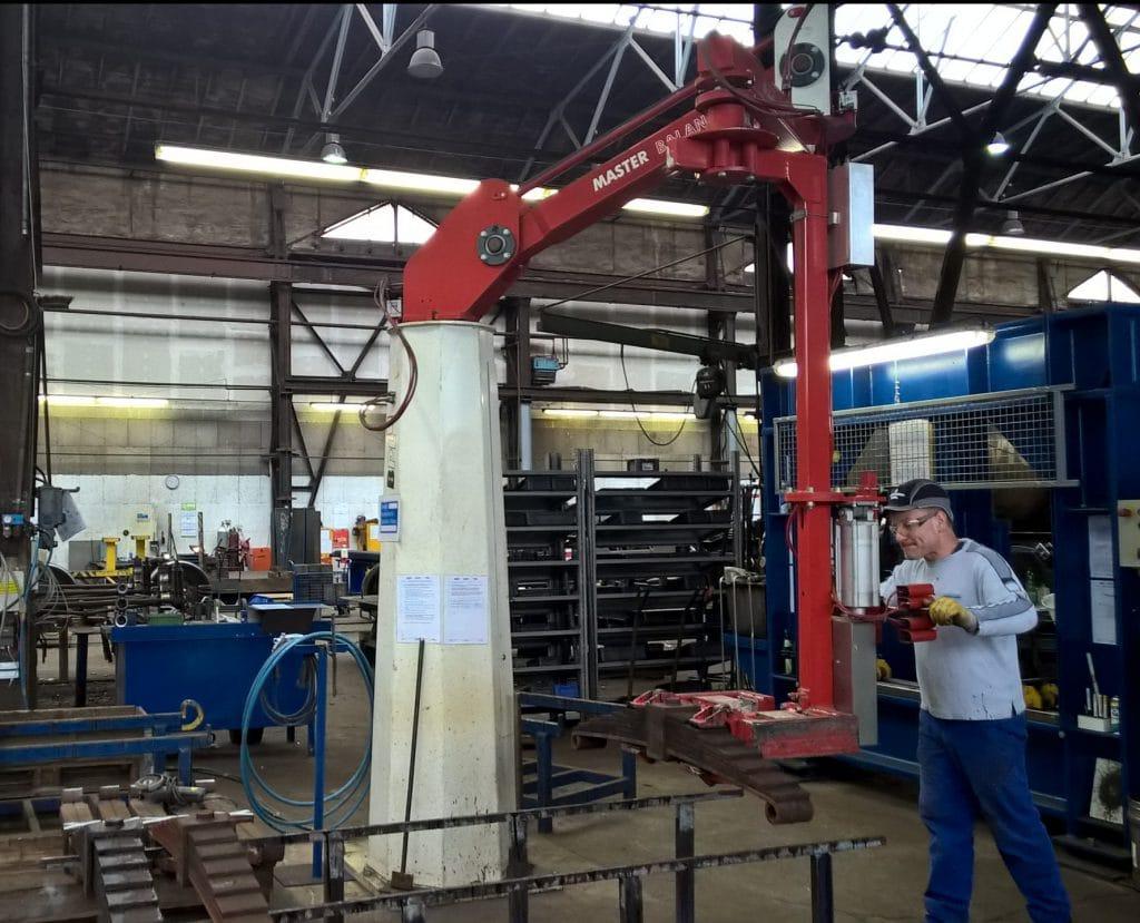 Metalen producten handling